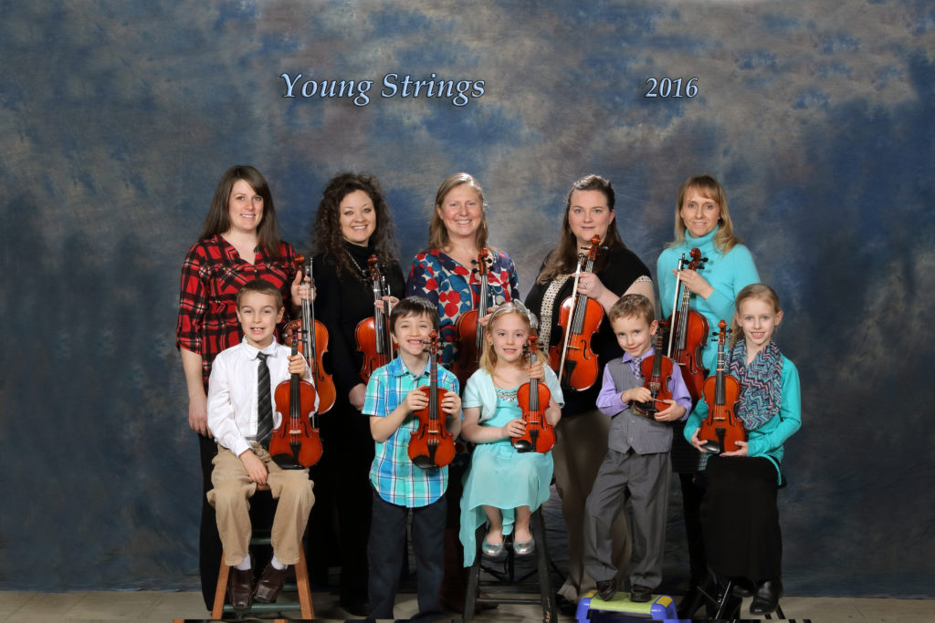 YoungStringsT-16